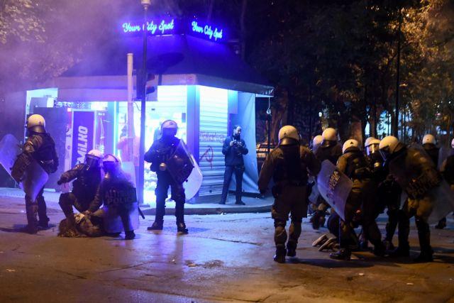 ΕΔΕ για τις καταγγελίες για αστυνομική βία στα Εξάρχεια   tanea.gr