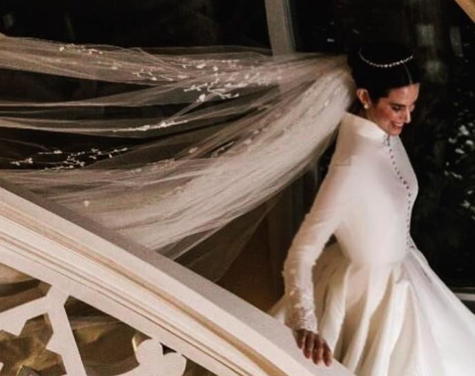 Αναστασία Καίσαρη : Ενας διπλός γάμος βγαλμένος από τα παραμύθια | tanea.gr