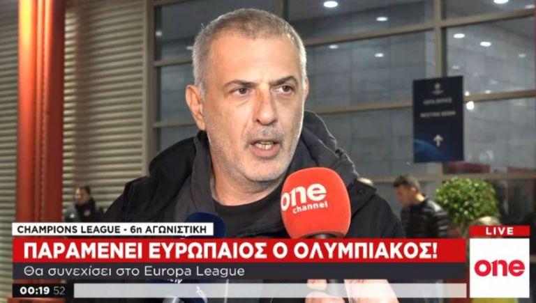 Μώραλης για πρόκριση Ολυμπιακού: Πετυχαίνουμε όλους τους στόχους μας και προχωράμε | tanea.gr