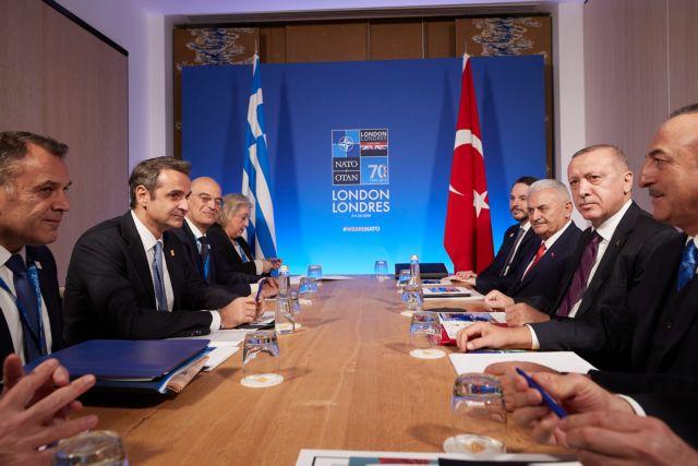 Συνάντηση Μητσοτάκη - Ερντογάν: Ούτε βήμα πίσω η Αγκυρα, διαφώνησαν σε όλα | tanea.gr