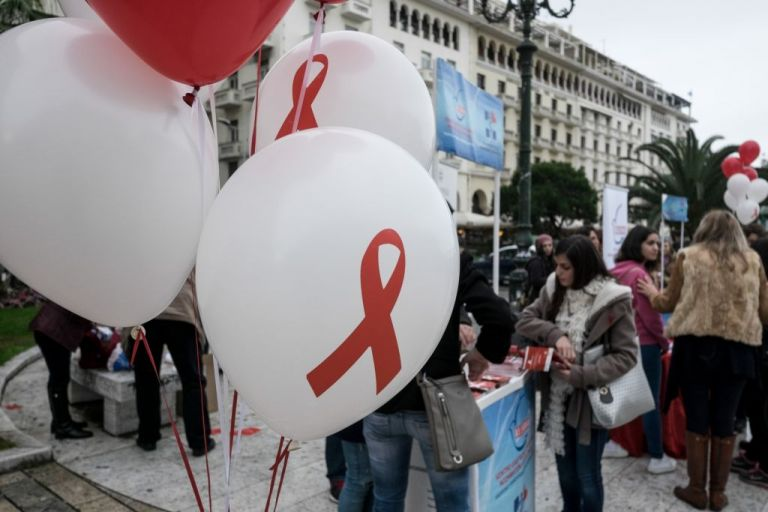 Παγκόσμια Ημέρα κατά του AIDS : Δράσεις ευαισθητοποίησης σε Αθήνα και Θεσσαλονίκη | tanea.gr