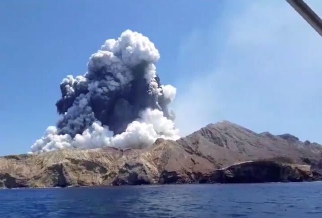 Νέα Ζηλανδία: Η ιστορία του νησιού με το φονικό ηφαίστειο | tanea.gr