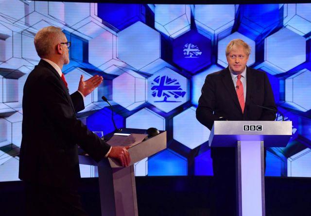 Εκλογές Βρετανία: Νέα δημοσκόπηση «ψαλιδίζει» τη διαφορά Τζόνσον   tanea.gr