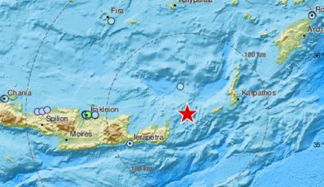 Γ. Παπαδόπουλος στο in.gr: Δεν ξέρουμε αν ο σεισμός στην Κρήτη ήταν ο κύριος | tanea.gr