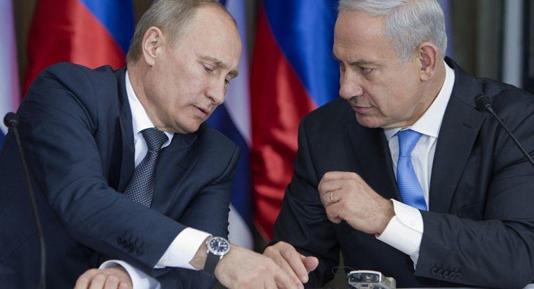 Επικοινωνία Πούτιν με Νετανιάχου ενόψει της επίσκεψής του στο Ισραήλ | tanea.gr