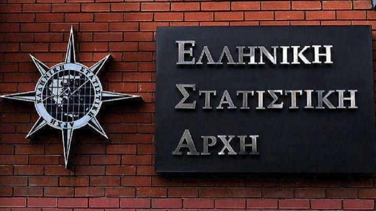 ΕΛΣΤΑΤ: Ανάπτυξη 2,3% το γ' τρίμηνο | tanea.gr
