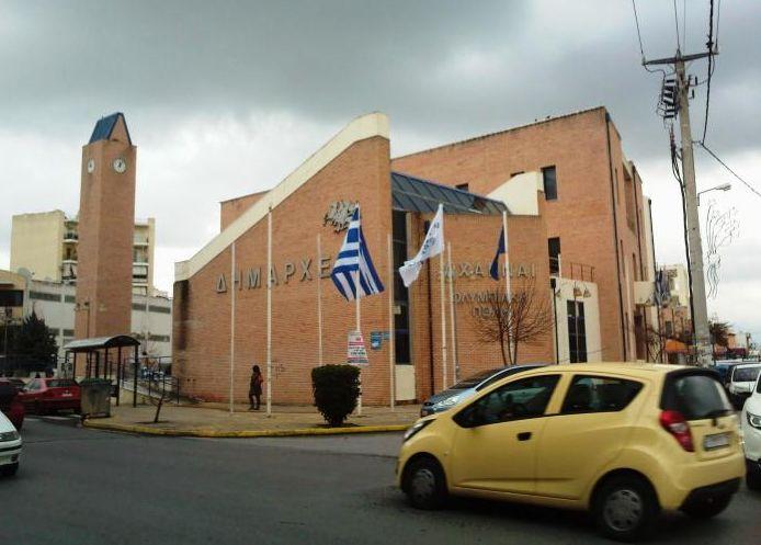 Εισβολή ληστών με καλάσνικοφ στο δημαρχείο Μενιδίου | tanea.gr