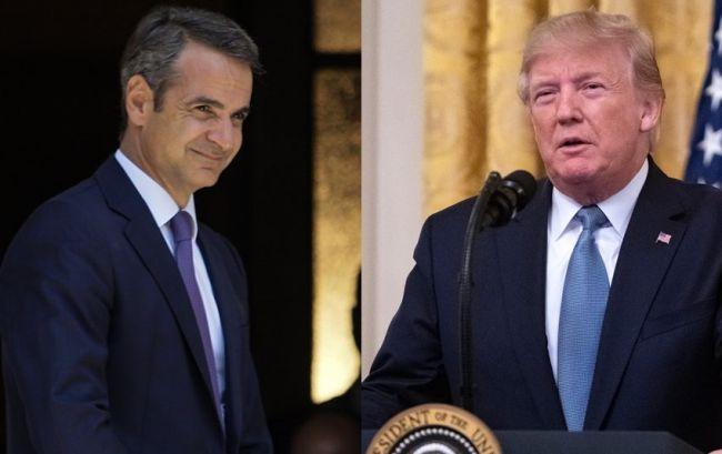 Συνάντηση Μητσοτάκη- Τραμπ : Τι θα ζητήσει η Ελλάδα από τις ΗΠΑ | tanea.gr
