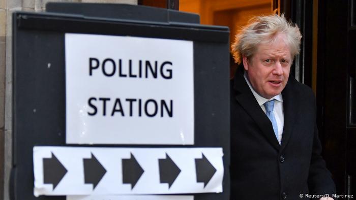 Βρετανικές εκλογές : Ο Τζόνσον «σαρώνει» το νησί, οι Εργατικοί στα Τάρταρα | tanea.gr