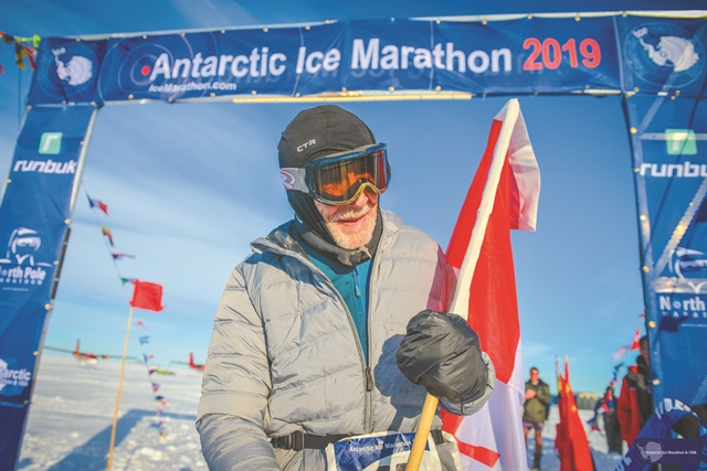 Ο 84χρονος που νίκησε τους πάγους | tanea.gr