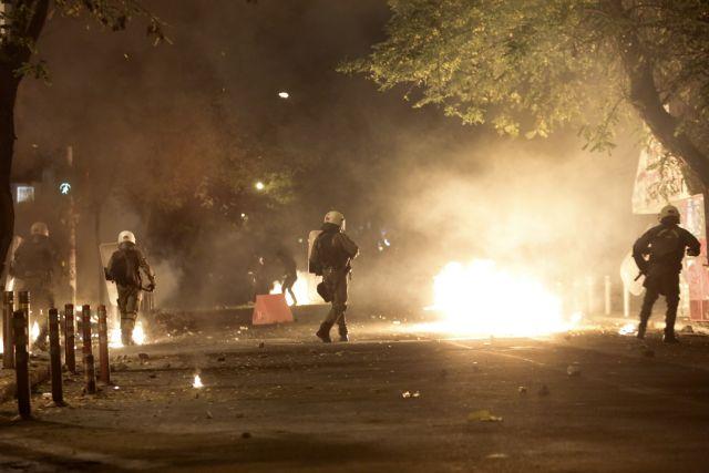 «Προβείτε σε συλλήψεις»: Ο ασύρματος πρόδωσε την αστυνομία μετά την πορεία για τον Γρηγορόπουλο | tanea.gr