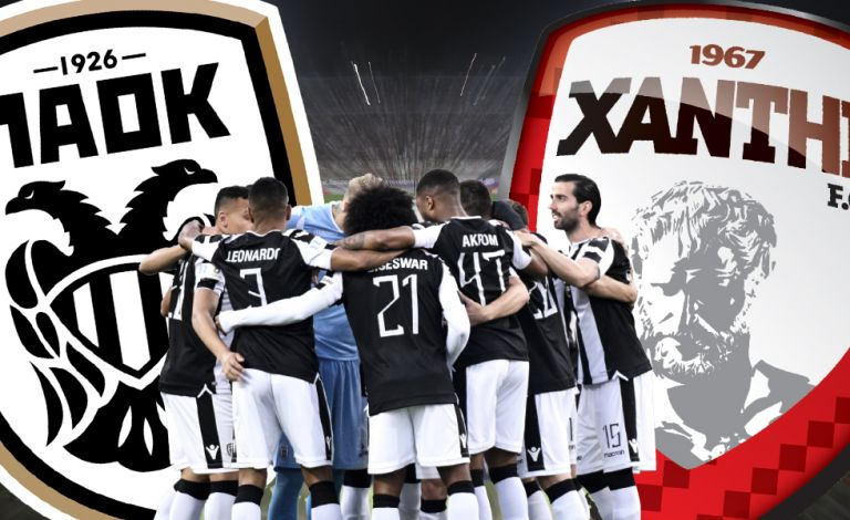 """PAOK F.C.versus XANTHI F.C without a coach for the team known as """"Akrites"""". How can one hold a match?   tanea.gr"""