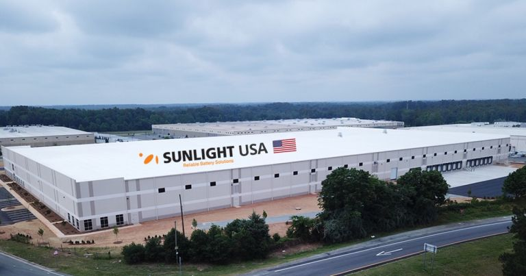 Στην αγορά της Αμερικής εισέρχεται η Sunlight | tanea.gr