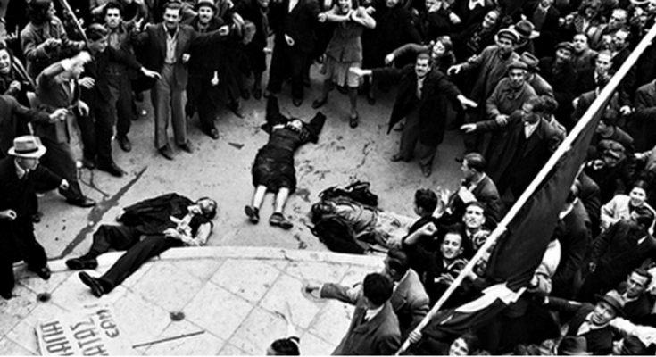 Δεκεμβριανά : 75 χρόνια από τα αιματηρά γεγονότα της Αθήνας | tanea.gr