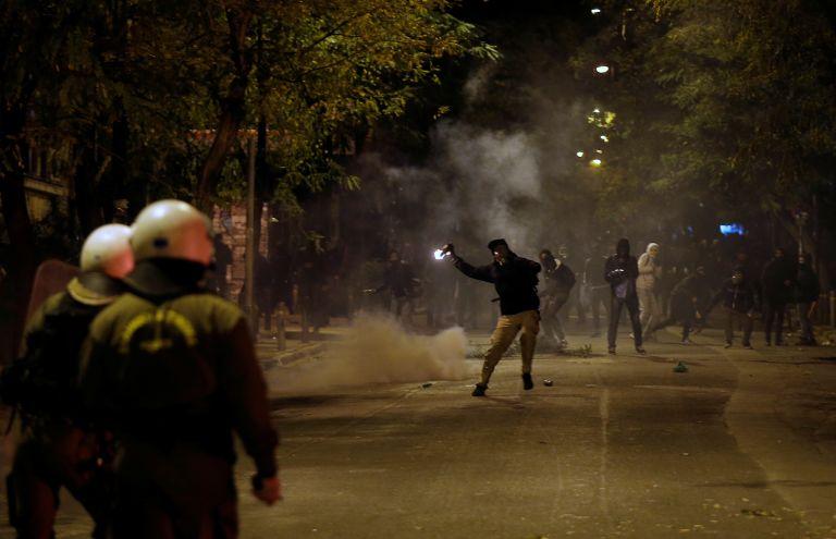 Έρευνα : Η πολιτική βία στην Ελλάδα και οι καταλύτες της - Από το 2008 έως σήμερα   tanea.gr