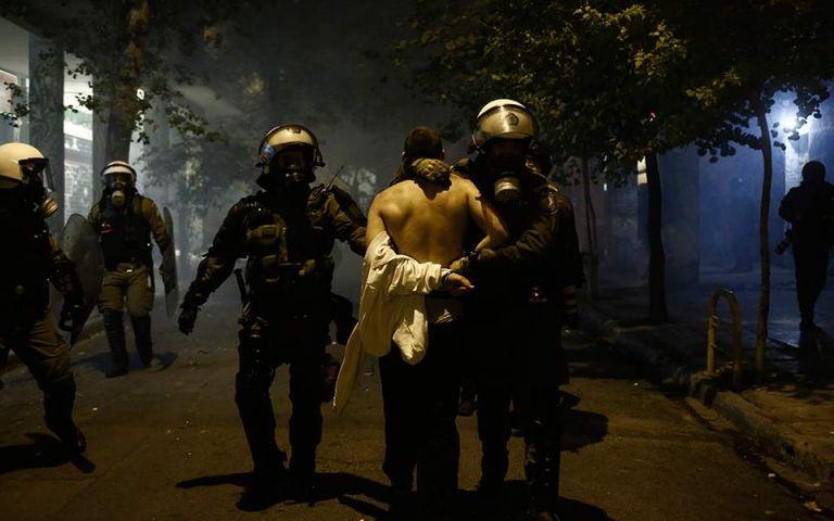 Ομάδα Νομικής Βοήθειας: Τα περιστατικά αστυνομικής βίας δεν είναι μεμονωμένα   tanea.gr