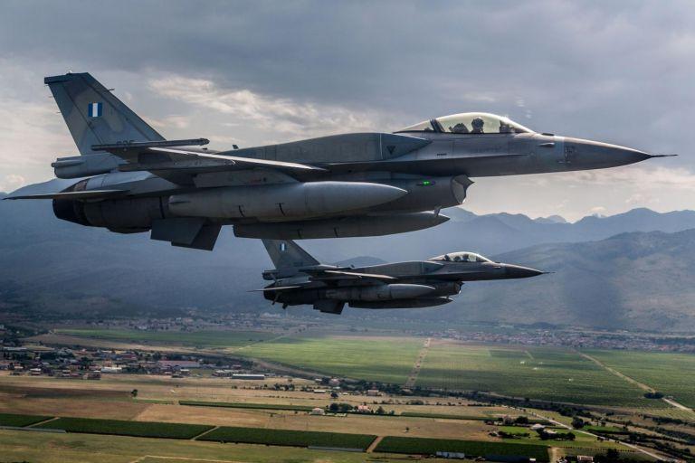 Η Ελλάδα ανέλαβε επισήμως τον έλεγχο του εναέριου χώρου της Βόρειας Μακεδονίας | tanea.gr