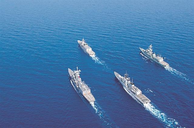 Ανατολική Μεσόγειος : Γαλλία και Ιταλία υψώνουν ασπίδα προστασίας | tanea.gr