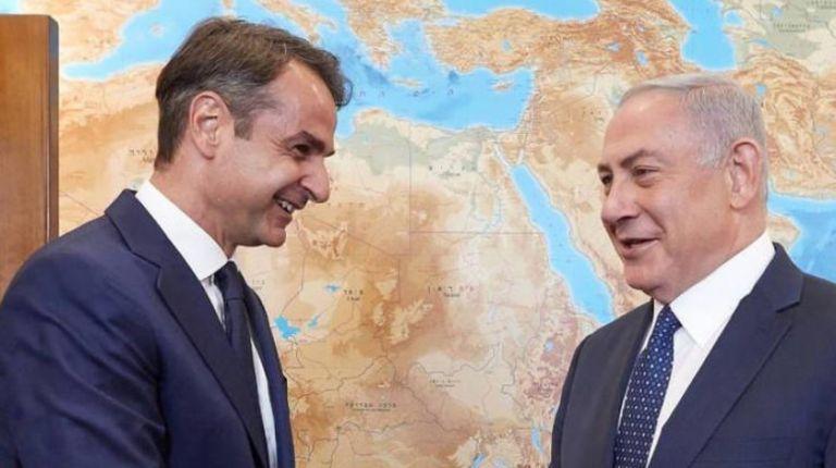 Κοινό μέτωπο Ελλάδας - Ισραήλ κατά του Ερντογάν - Τηλεφωνική επικοινωνία Μητσοτάκη-Νετανιάχου για τον EastMed | tanea.gr
