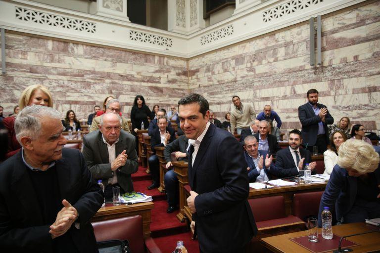 Ο Τσίπρας προσπαθεί να «ξυπνήσει» τον ΣΥΡΙΖΑ «χτυπώντας» τα εθνικά θέματα | tanea.gr