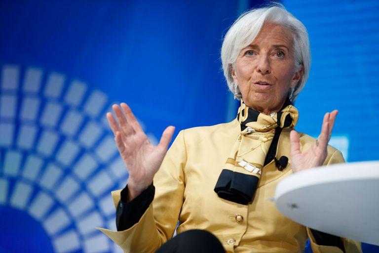 Επίσημη πρώτη της Λαγκάρντ στην Επιτροπή Οικονομικών και Νομισματικών Υποθέσεων | tanea.gr