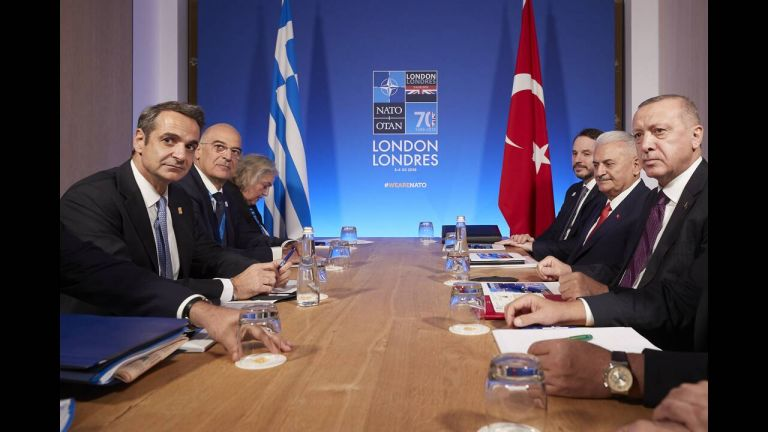 Ο αιχμηρός διάλογος Μητσοτάκη – Ερντογάν για προσφυγικό και ΣΥΡΙΖΑ | tanea.gr
