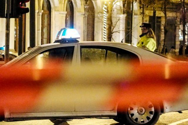 Διακινητής εμβόλισε περιπολικό και επιχείρησε να διαφύγει πεζός   tanea.gr