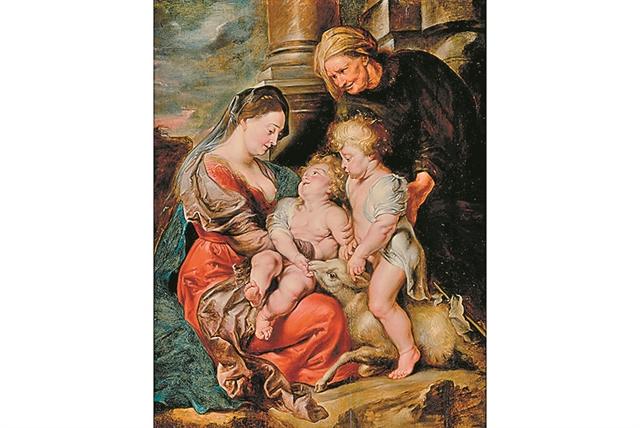 Πίνακας του Ρούμπενς και ηρωίδα του Ντίκενς στο σφυρί από τους Σόθμπις | tanea.gr