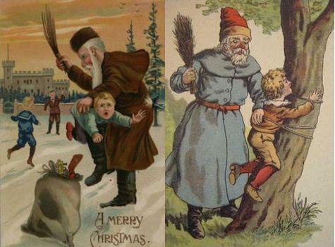 Τις πιο παράξενες χριστουγεννιάτικες κάρτες τις έστελναν στη Βρετανία | tanea.gr