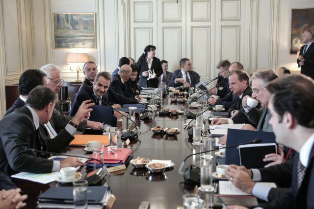 Συνεδριάζει σήμερα το Υπουργικό Συμβούλιο – Τι θα συζητηθεί   tanea.gr