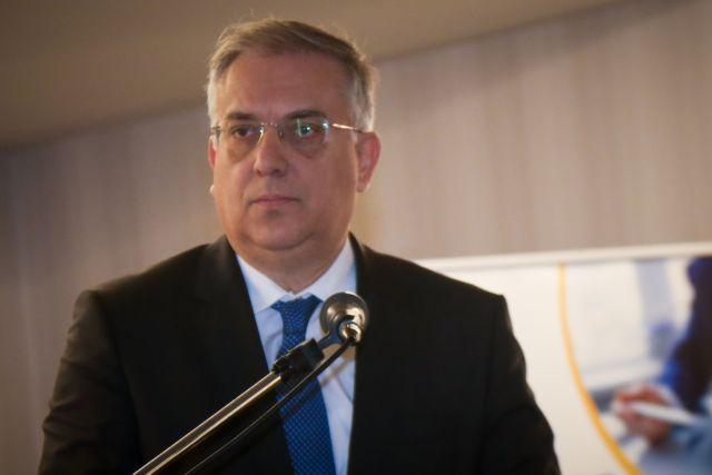 Θεοδωρικάκος: Δεν υπάρχει ενδεχόμενο για πρόωρες εκλογές   tanea.gr