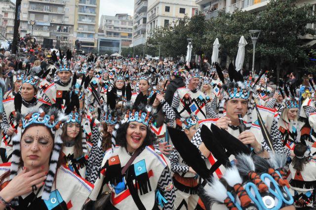 Ξεκινάει το πατρινό καρναβάλι   tanea.gr