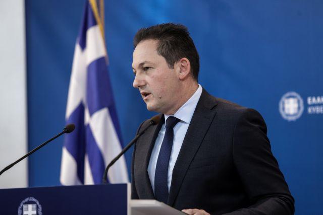 Πέτσας: Ο Ερντογάν είναι προφανώς ενοχλημένος – Δεν μας επηρεάζει | tanea.gr