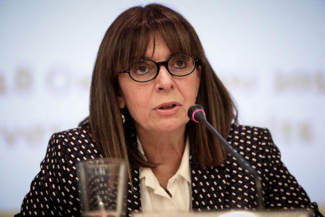 Ποια είναι η Αικατερίνη Σακελλαροπούλου που πρότεινε για ΠτΔ ο Μητσοτάκης | tanea.gr