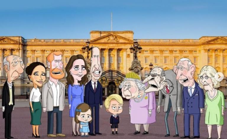 Megxit: Η βρετανική βασιλική οικογένεια εμπνέει το καρτούν «Ο πρίγκιπας» | tanea.gr