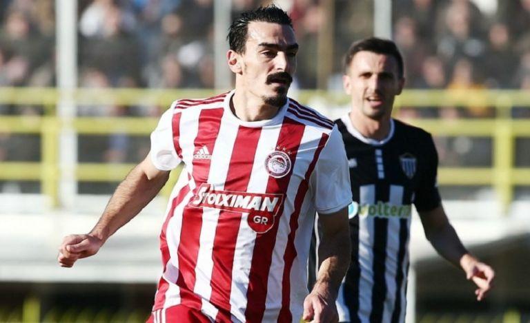 Ο Λάζαρος έκανε το 2-0 για τον Ολυμπιακό | tanea.gr