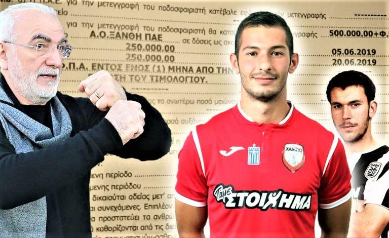 Σκάνδαλο ΠΑΟΚ – Ξάνθη: Ο ΠΑΟΚ πλήρωσε 500.000 ευρώ για τον Φασίδη, μεταγραφή που ήθελε να κρύψει   tanea.gr