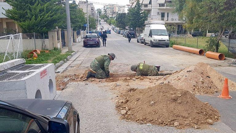 Εντοπίστηκε βόμβα του Β' Παγκοσμίου Πολέμου στη Σάμο | tanea.gr