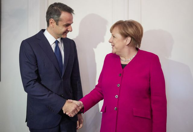 Μέρκελ : Ο Μητσοτάκης εφαρμόζει πραγματικά εντατικές μεταρρυθμίσεις | tanea.gr