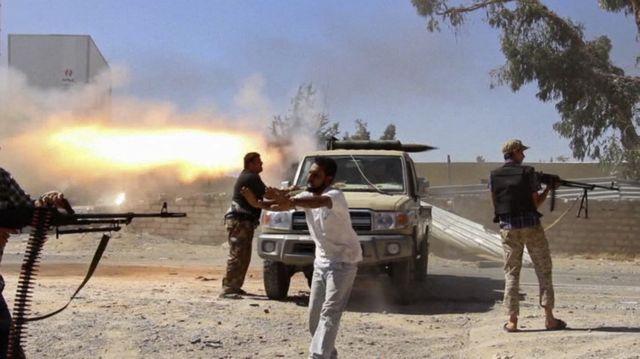 Λιβύη: Για παραβίαση της εκεχειρίας κατηγορεί ο Σάρατζ τον Χαφτάρ | tanea.gr