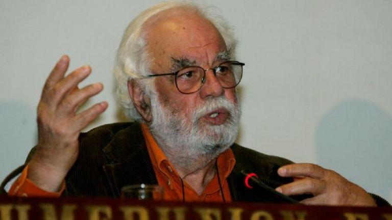 Πέθανε ο πρώην βουλευτής του ΠΑΣΟΚ, καθηγητής και συγγραφέας Κώστας Σοφούλης | tanea.gr