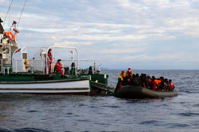 Frontex: Τεράστιος αριθμός μεταναστών πέρασε στην Ελλάδα   tanea.gr