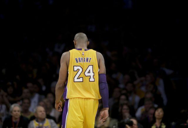 Κόμπι Μπράιαντ: Το συγκινητικό αντίο του μεγάλου θρύλου στο μπάσκετ | tanea.gr