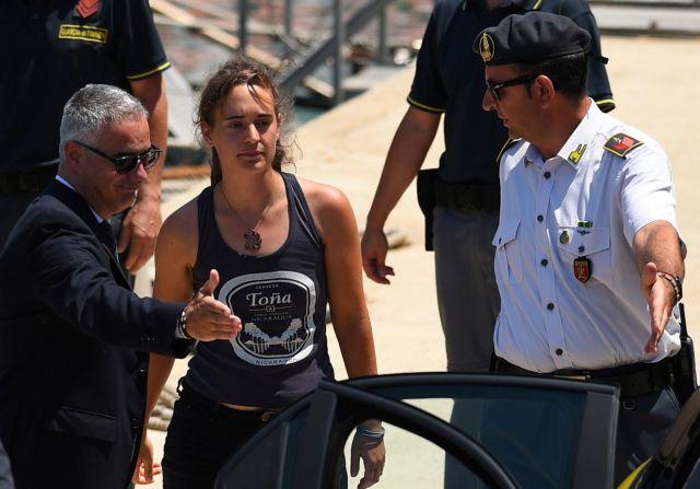 Καρόλα Ρακέτε: Επικυρώθηκε η απελευθέρωση της καπετάνισσας του Sea-Watch 3 | tanea.gr