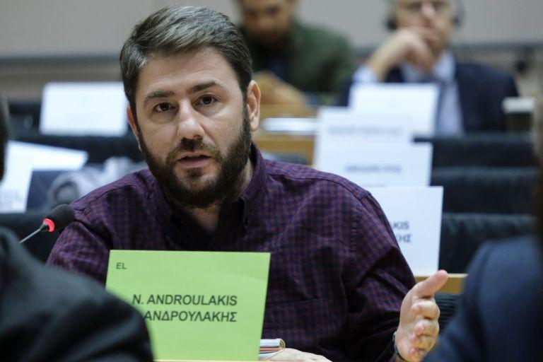 Ανδρούλακης για επικύρωση του Brexit από το ΕΚ: «Η Ένωση δεν είναι φυλακή για τα κράτη»   tanea.gr