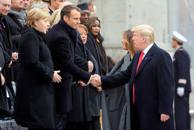 Αποκάλυψη WP: Πώς ο Τραμπ εκβίασε τους Ευρωπαίους για το Ιράν   tanea.gr