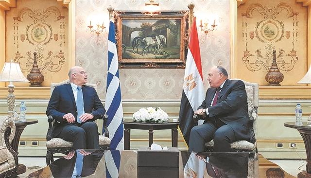 Μεγάλο παζάρι για άμεση ανακήρυξη ΑΟΖ με Ιταλία και Αίγυπτο | tanea.gr