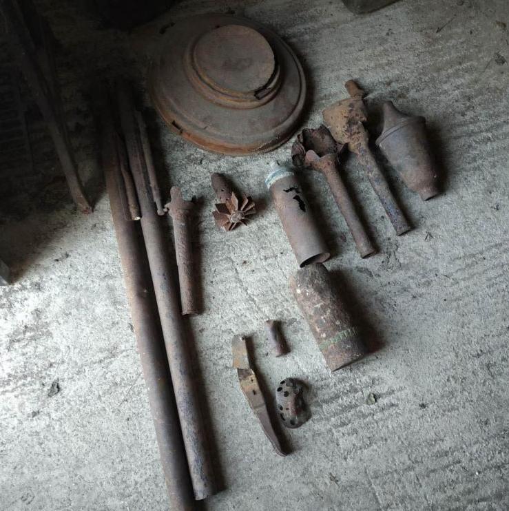 Ιωάννινα: Κατασχέθηκε πολεμικό υλικό από τον Β' Παγκόσμιο Πόλεμο | tanea.gr