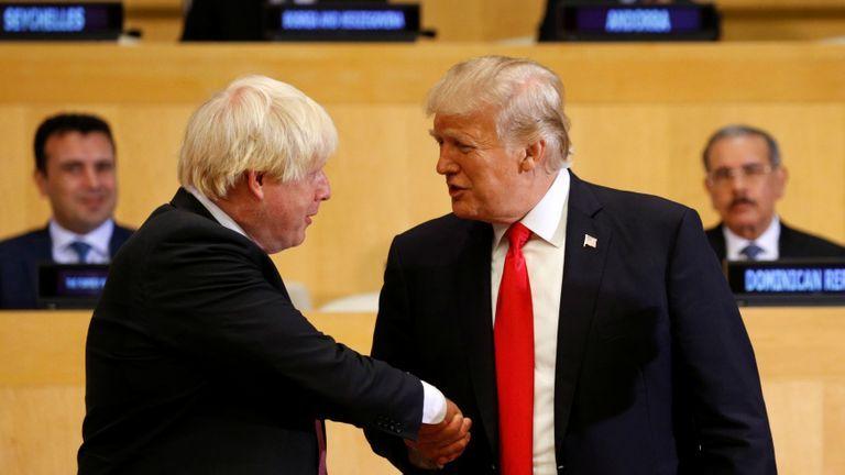 Μ. Βρετανία : Οι ΗΠΑ δικαιούνται να αμύνονται έναντι όσων απειλούν τους πολίτες τους   tanea.gr