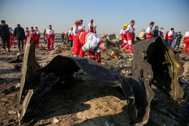 Ιράν: Η στιγμή της συντριβής του ουκρανικού αεροσκάφους   tanea.gr